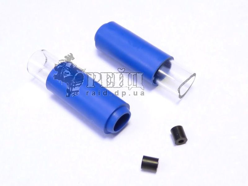 SHS Резинка Hop-UP, синяя силикон: