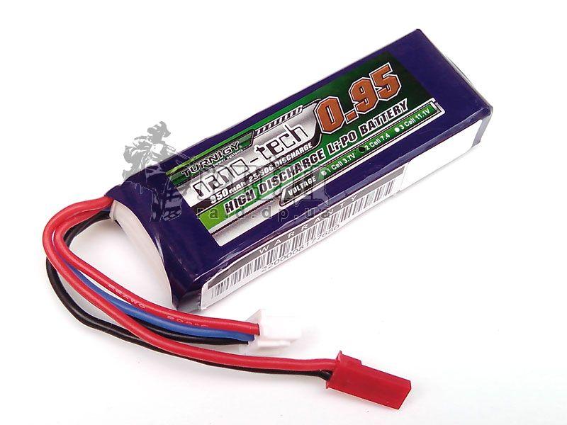 Аккумуляторная батарея Turnigy NANO-TECH LiPo 7.4V 0.95mAh 25-50c