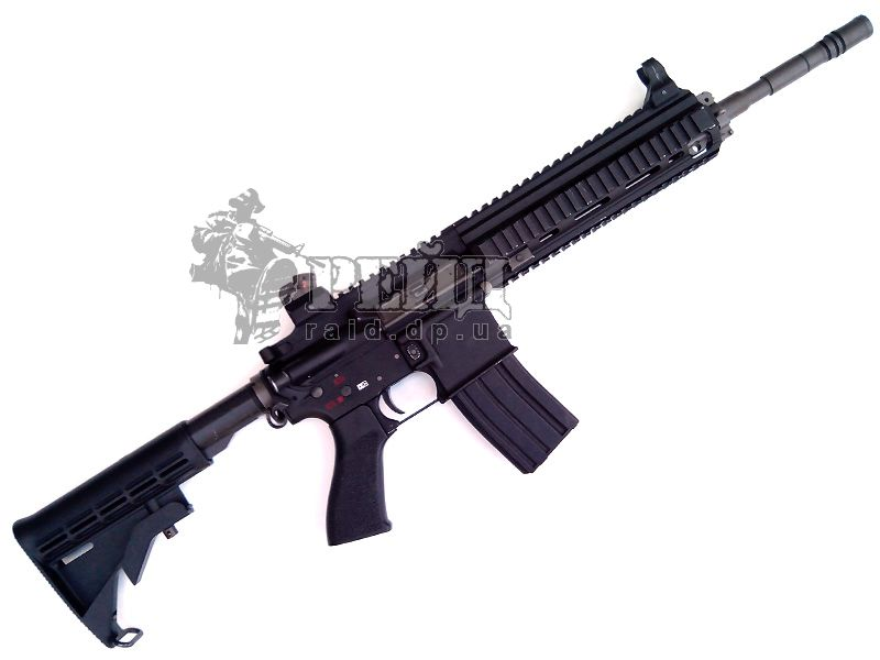 WE AWSS HK416 GBB CO2: