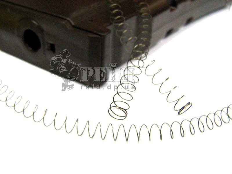 Сменная, усиленная пружин для однорядных механ.