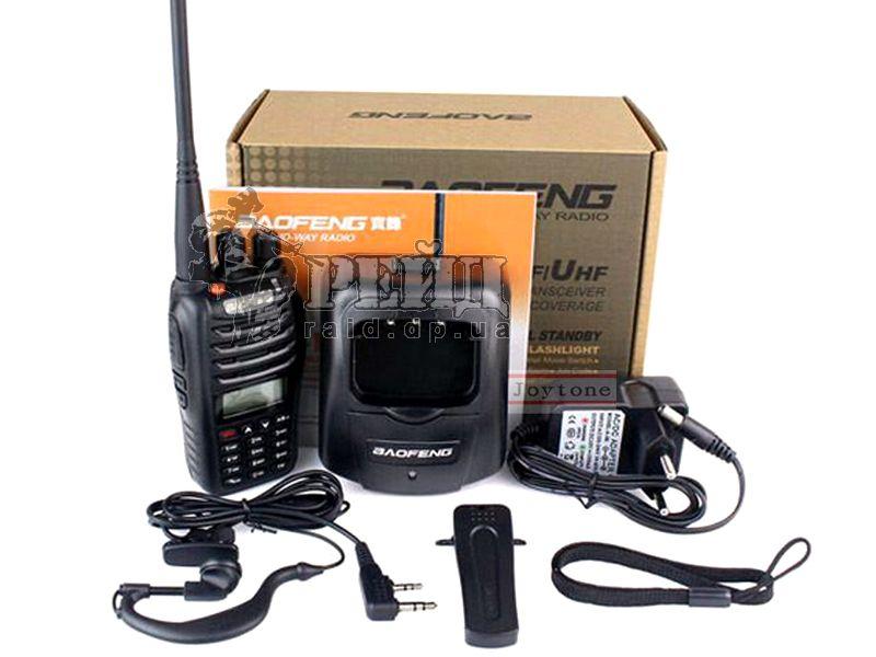 Радиостанция BAOFENG UV-B5 (двухканальная), всего за - 799 грн.