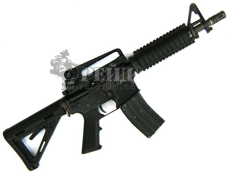 WE GBB M4 CQB CO2 OPEN BOLT: