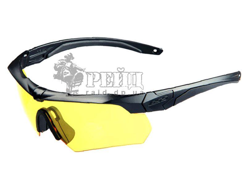 Очки ESS Crossbow желтые: