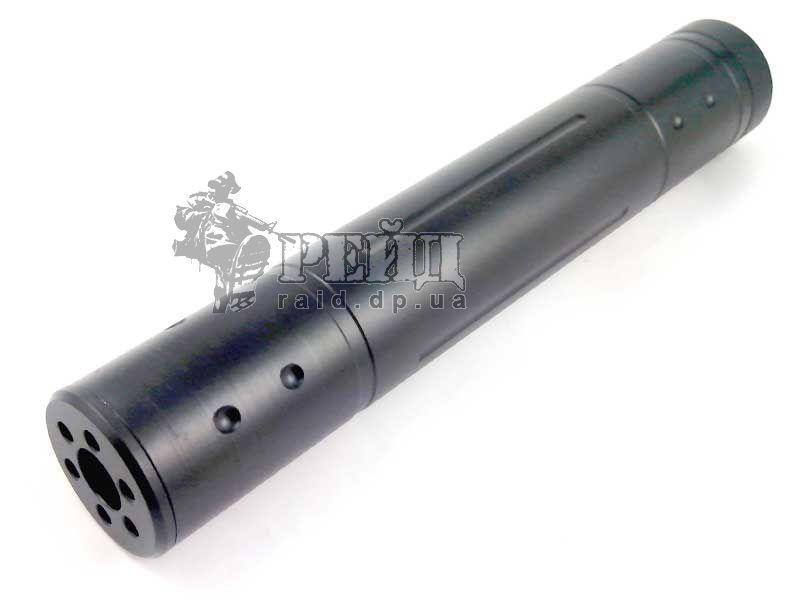 Глушитель U.S. GOVT 195 мм без маркировок: